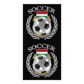 Hungary Soccer 2016 Fan Gear Card