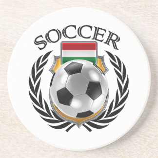 Hungary Soccer 2016 Fan Gear Coaster