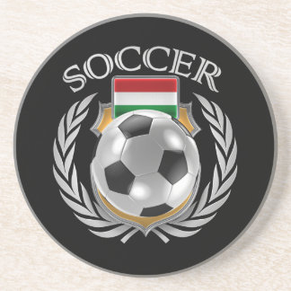 Hungary Soccer 2016 Fan Gear Drink Coaster