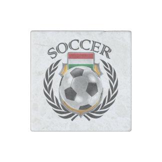 Hungary Soccer 2016 Fan Gear Stone Magnet
