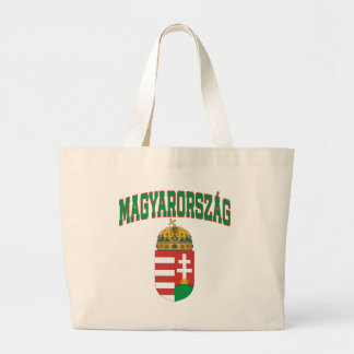 Hungary Tote Bags