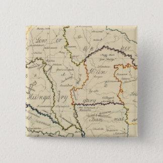 Hungary, Transylvania Pinback Button