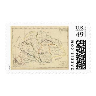 Hungary, Transylvania Postage