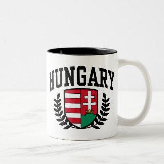 Hungary Two-Tone Coffee Mug