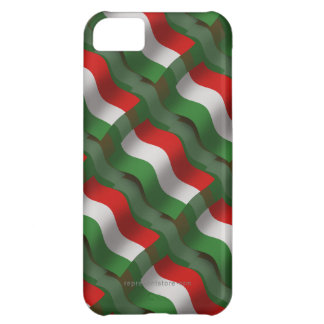 Hungary Waving Flag iPhone 5C Cover
