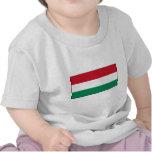 Hungary With Border, Honduras flag Tshirts
