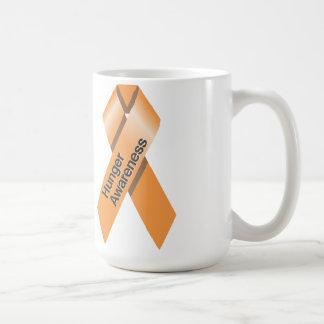 Hunger Awareness Mug