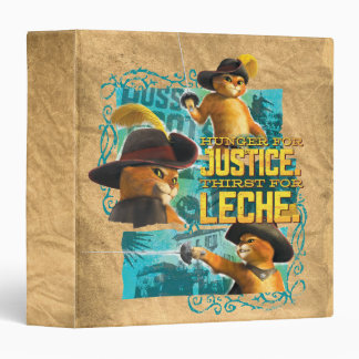Hunger For Justice Binder