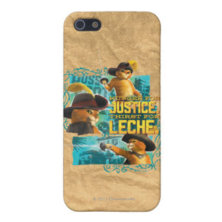 Hunger For Justice Case For iPhone SE/5/5s