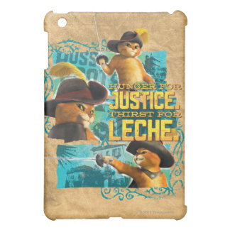 Hunger For Justice iPad Mini Cases
