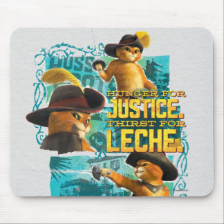Hunger For Justice Mouse Pad