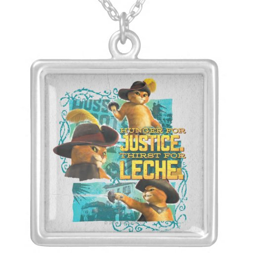 Hunger For Justice Necklaces