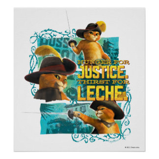 Hunger For Justice Poster