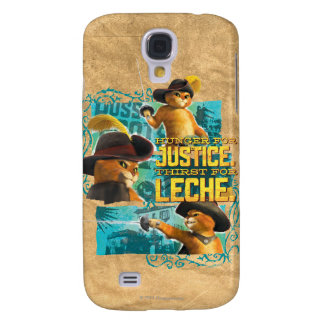 Hunger For Justice Samsung S4 Case