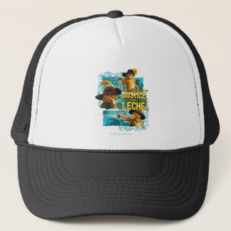 Hunger For Justice Trucker Hat