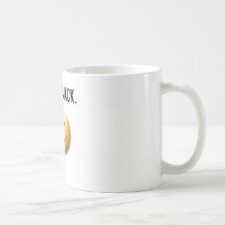 Hunger Growl - Give Back. Classic White Coffee Mug