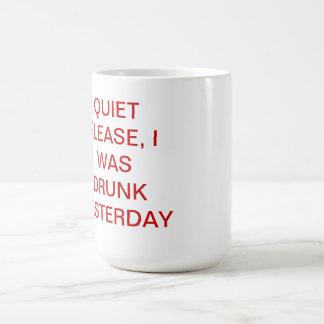 Hungover Coffee Mug