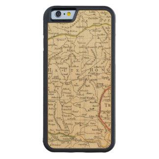 Hungría 3 funda de iPhone 6 bumper arce