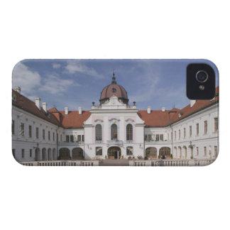 Hungría, Budapest, Godollo: Mansión real, hogar Case-Mate iPhone 4 Protectores