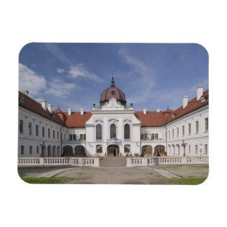 Hungría Budapest Godollo Mansión real hogar Iman