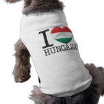 Hungría Camisa De Perro