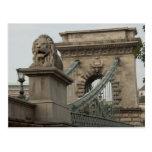 Hungría, capital de Budapest. 2 históricos Postal