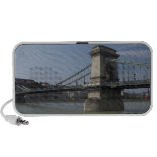 Hungría, capital de Budapest. 3 históricos iPod Altavoz
