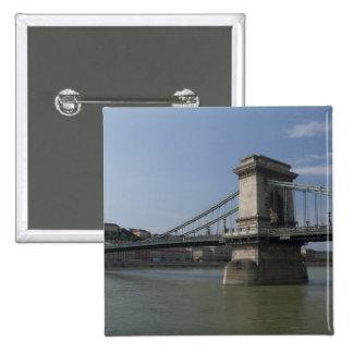 Hungría, capital de Budapest. 3 históricos Pin