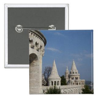 Hungría, capital de Budapest. Buda, castillo Pin