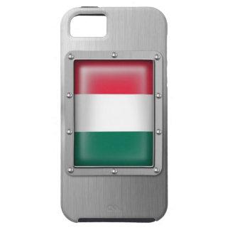 Hungría en acero inoxidable funda para iPhone SE/5/5s