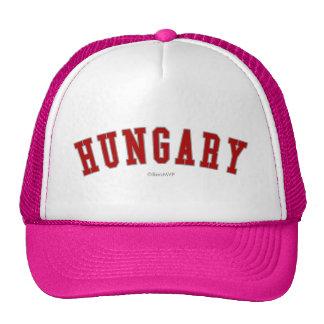 Hungría Gorras De Camionero
