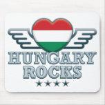 Hungría oscila v2 tapetes de ratones