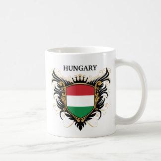 Hungría [personalice] taza