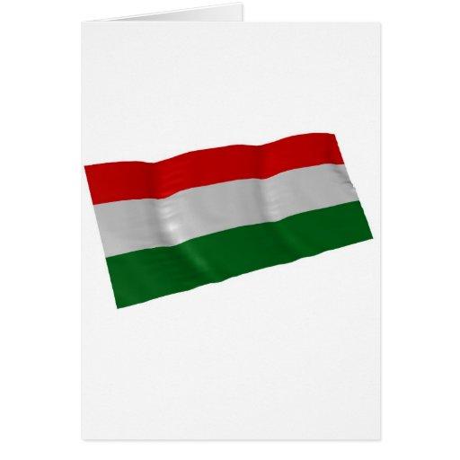 Hungría Tarjeta De Felicitación