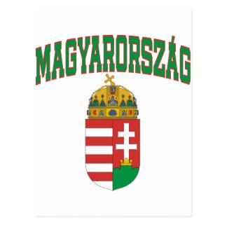 Hungría Postal