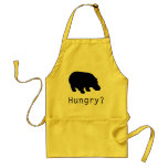Hungry Adult Apron