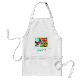 Hungry? Adult Apron