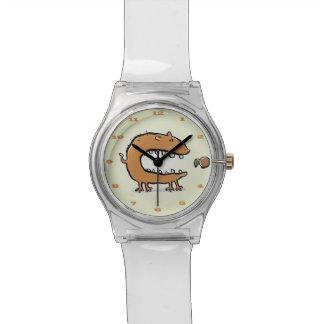 hungry animal wristwatch