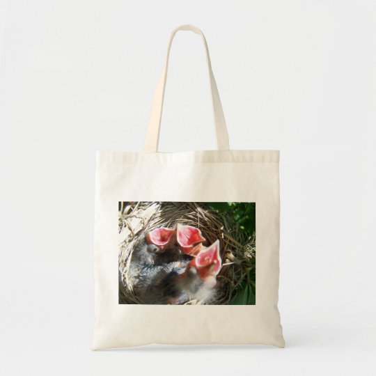 Hungry Babies Tote