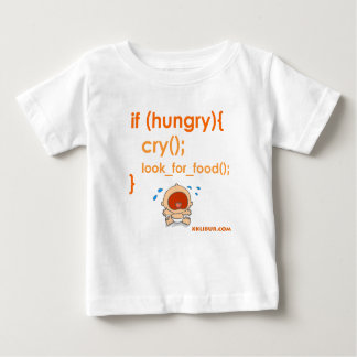 Hungry Baby T-shirt