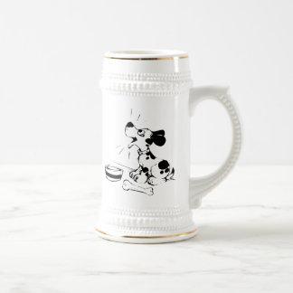 Hungry Barking Dog Coffee Mugs
