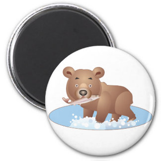Hungry Bear Magnet