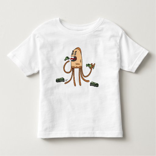 Hungry Bot - Infant T-Shirt