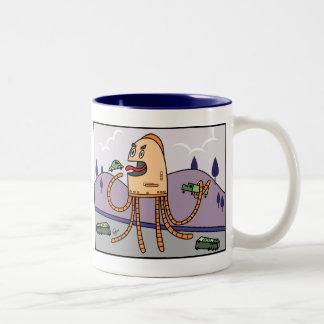 Hungry Bot - Low-Car Diet - Mug