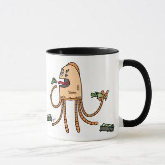 Hungry Bot - Mug