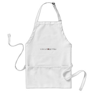 Hungry Butter - BegLine Adult Apron