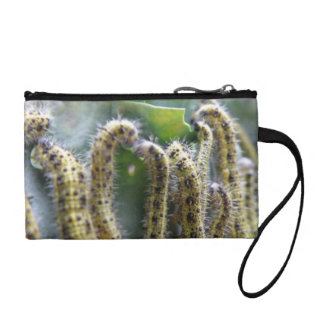 Hungry Cabbage White Caterpillars Bagettes Bag Change Purse