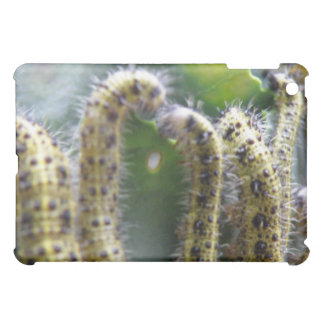 Hungry Cabbage White Caterpillars  iPad Mini Cases