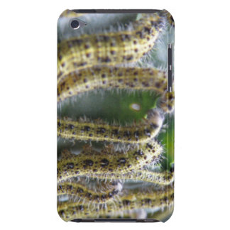 Hungry Cabbage White Caterpillars iPod Case
