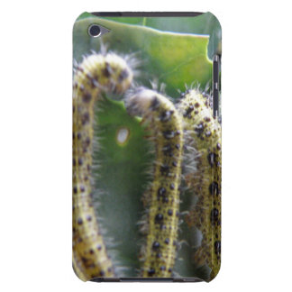 Hungry Cabbage White Caterpillars  iPod Touch Cover